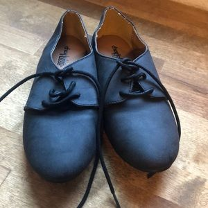 Charlotte Russe black shoes